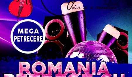 Romania petrece cu DAN
