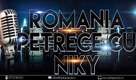 Romania petrece cu NikY